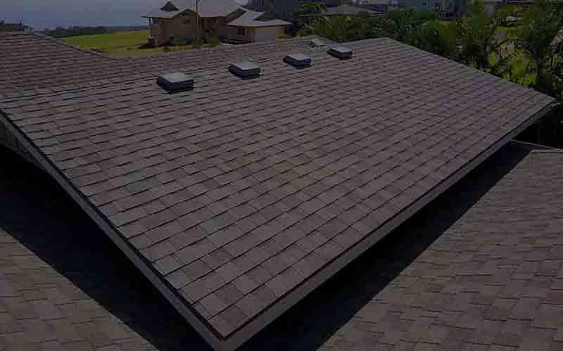 ProBuilt Hawaii Asphalt Roof Covering