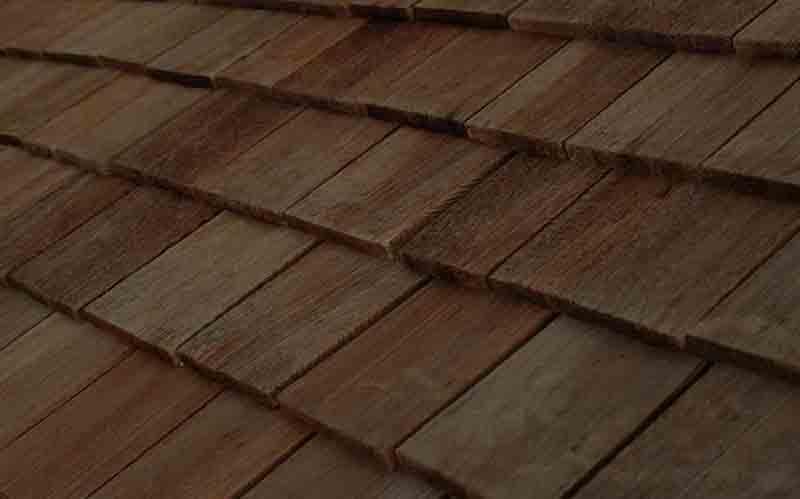 ProBuilt Hawaii Cedar Roof Covering